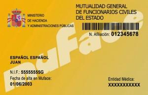 Concierto muface para el 2014 seguros m dicos for Oficinas muface